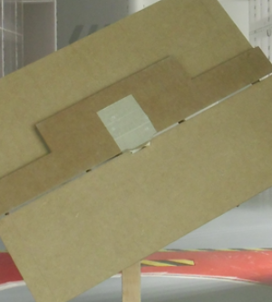 El Ariostato completa la primera fase de ensayos en túnel de viento