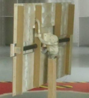 El Ariostato continua con la segunda fase de ensayos en túnel de viento